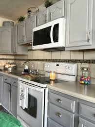 chalk paint kitchen cabinets images aged gray rustoleum chalk paint cupboards grey painted