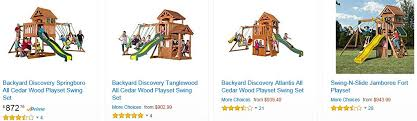 Amazon Backyard Playsets by Swing Sets Kansas U2013 Exciting Options Across Various Online