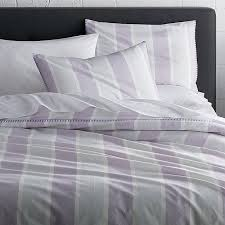 bren bed duvet covers and pillow shams crate and barrel