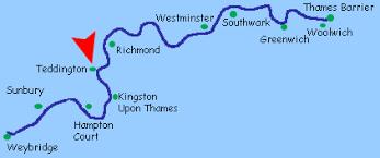 thames barrier ks2 teddington river thames