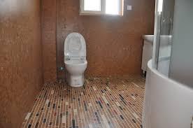 cheap bathroom flooring ideas the great cork flooring in bathroom ideas inspiring home ideas