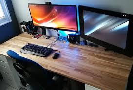 planche de bureau création de bureau sur mesure en bois avec laboutiquedubois com