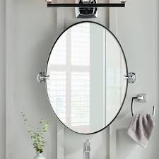 Bathroom Mirrors Moen Glenshire Wall Mirror Reviews Wayfair