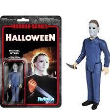 Reaction Halloween Michael Myers 3 3 4 Action Figure