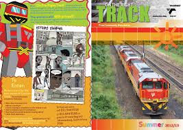 on the right track newsletter