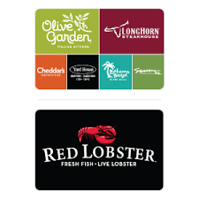 darden restaurants gift cards announcing a change to darden restaurants and lobster scrip