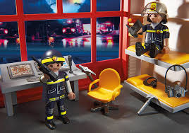 fire station with alarm 5361 playmobil usa