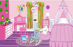 jeux de fille decoration d une chambre de princesse