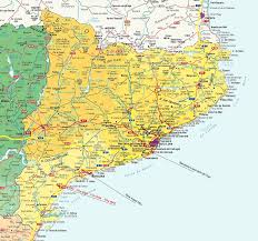 Tarragona Spain Map by Maps Update 800650 Spain Tourist Attractions Map U2013 Places To