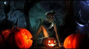 Halloween Free Desktop Wallpaper Downloads 1920x1080 128 Kb By