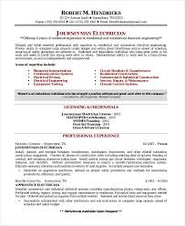 resume exle template electrician resume template 5free word excel pdf documents in
