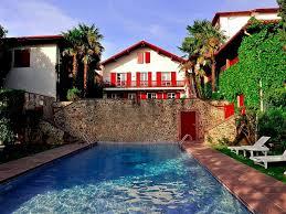 chambres d hotes jean pied de port hôtels à jean pied de port 64 charme spa luxe piscine