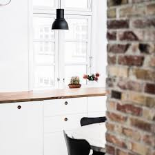 kitchen of the week a sixties inspired danish ikea hack now
