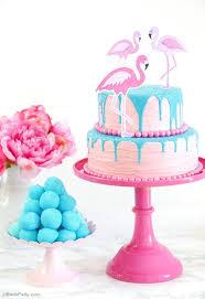 155 best flamingo cakes images on pinterest flamingo cake