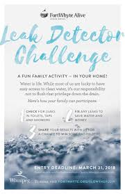 Challenge Water On Save Water And Win A Barrel Fortwhyte Alive