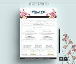 resume word template free vintage resume template free cover letter for word psd zoom