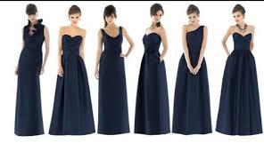 alfred sung bridesmaid alfred sung bridesmaid navy dresses think i would