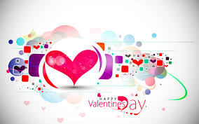 valentines day my heart said you and me made for each other