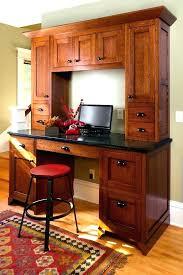 mission office furniture captivating oak computer desk office