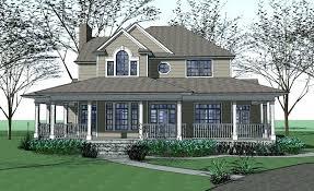 country home plans wrap around porch wrap around design rotunda info