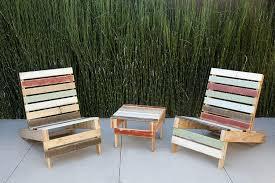 siege en palette comment fabriquer un fauteuil en palette pour personnaliser espace