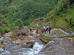 Rock Garden Darjeeling Rock Garden And Ganga Park Darjeeling Darjeeling Tourism