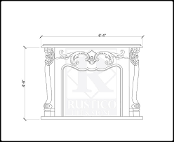 Cantera Stone Fireplaces by Cantera Fireplaces Cantera Stone Hoods Rustico Tile And Stone