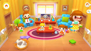 sweet home stories playhouse cute game for kids and toddlers