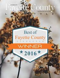 fayette county october 2016 by lifestyle publications issuu