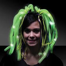 mardi gras headbands mardi gras headband dreads headband led headpiece