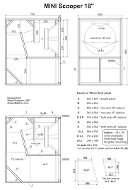 Bass Speaker Cabinet Design Plans 330 Best Electronics Speakers Images On Pinterest Diy Speakers