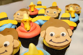curious george cupcakes two sweet bakery curious george cupcakes