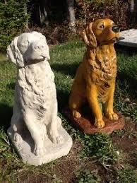 concrete statues unique lawn garden statues boxer