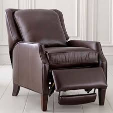 recliners leather seating living room bassett furniture