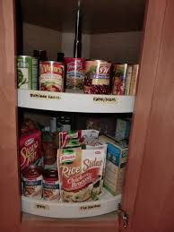 how to organize a lazy susan cabinet organizing a lazy susan cabinet thriftyfun