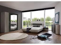 chambre à coucher chez conforama chambre complète ginny coloris chêne montana et lave vente de