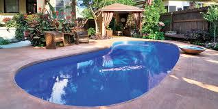Backyard Leisure Pools by In Ground U2013 Backyard Pool And Patio