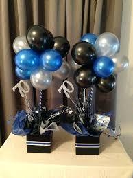 birthday balloons for men birthday centerpieces for tables ideas balloon topiary centerpieces
