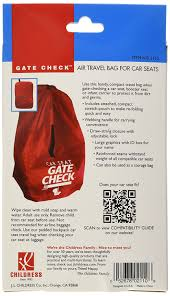 united baggage allowance coupons amazon com jl childress gate check bag for car seats red baby