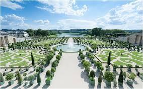 chateau design jardin à la française morphogenesis