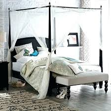 four poster bed curtains drapes full image for 4 poster bed canopy
