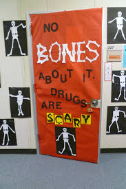 Red Ribbon Week Door Decorating Ideas Jungle Classroom This U0026 That U0026 A Little Bit Of Craft