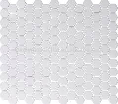2017 china cheap mosaic tiles small hexagon ceramic mosaic floor
