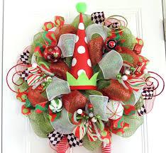 deco mesh wreath deco mesh wreath