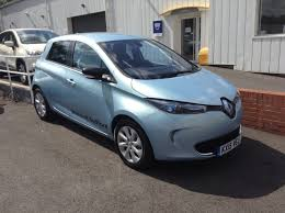 renault zoe boot space renault zoe in uk test drive review