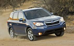 2014 subaru forester first drive motor trend