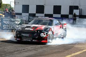 mitsubishi fto race car richard batty sets european front wheel drive record dragzine