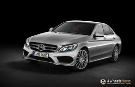 mercedes c class saloon mercedes officially introduces the 2015 c class