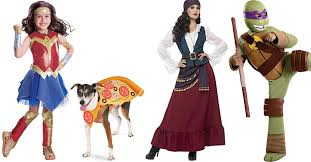 costumes on sale for one day only