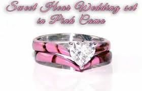 camo wedding sets camo sweet heart wedding set
